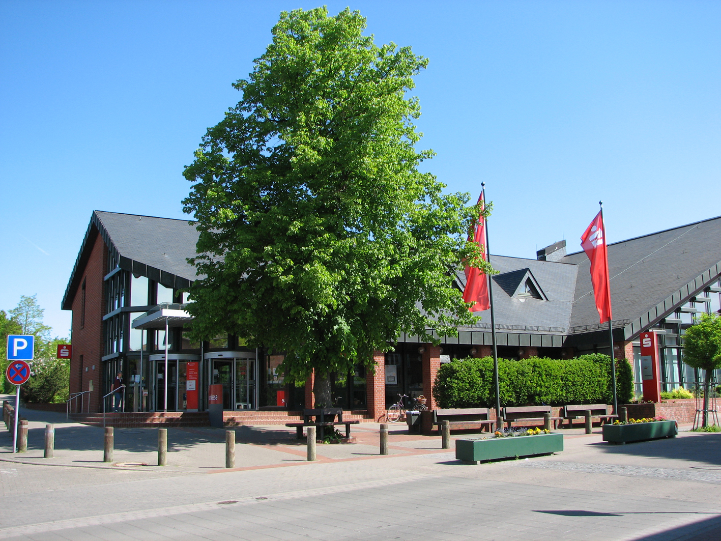 Bordesholmer Sparkasse AG - Filiale Bordesholm - Hauptstelle