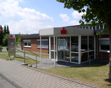 Sparkasse SB-Center SB-KEB