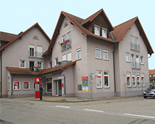 Sparkasse SB-Center Menzingen