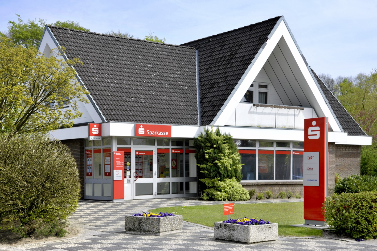 Sparkasse SB-Center Nordhastedt