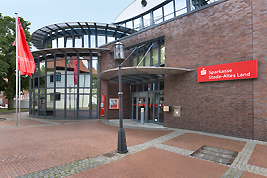 Sparkasse Stade-Altes Land, Beratungs-Center, Stade, Pferdemarkt