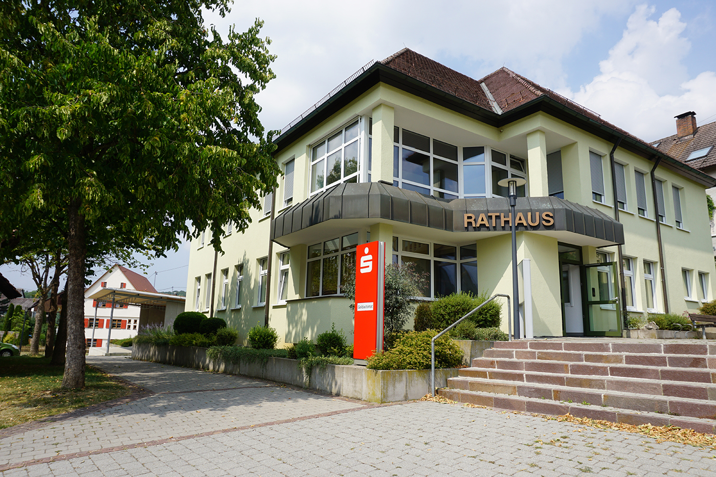 Sparkasse SB-Center Westerstetten