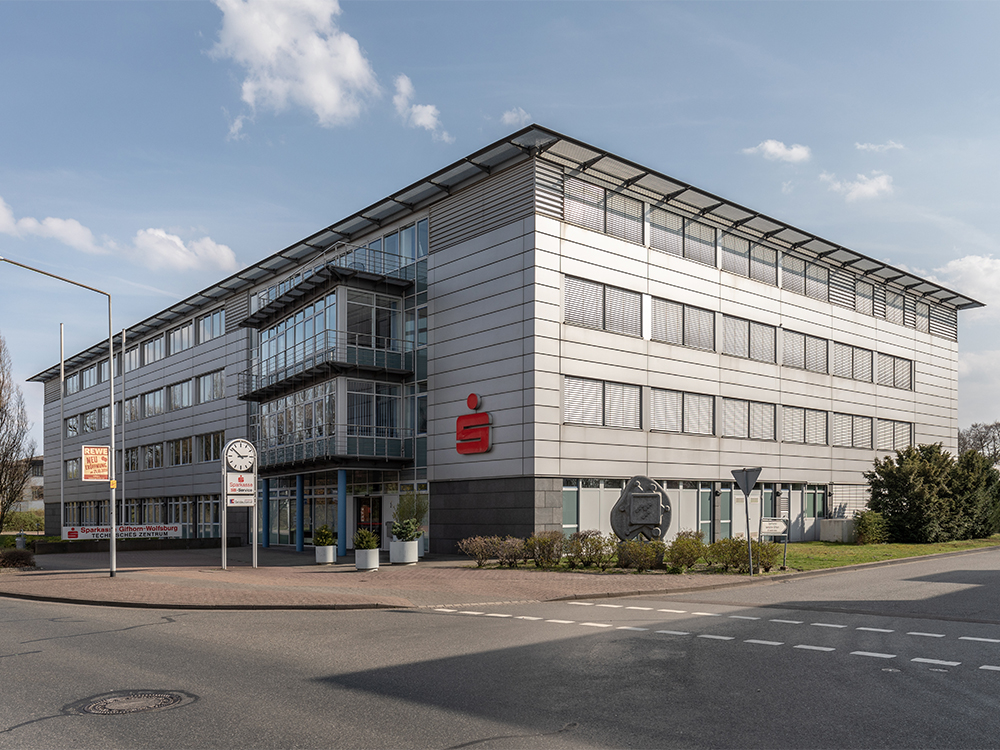 Sparkasse SB-Center GF-Technisches Zentrum