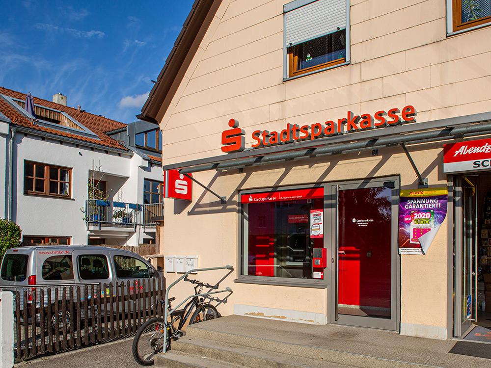 Sparkasse Geldautomat Forstenried
