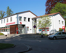 Sparkasse Filiale Pullach