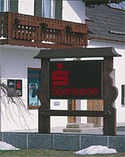 Sparkasse SB-Center Pflugdorf