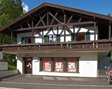 Geschäftsstelle Grainau