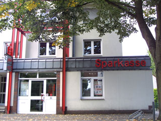 Sparkasse SB-Center Marl-Drewer