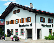 Sparkasse SB-Center Inzell