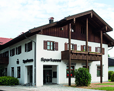 Sparkasse SB-Center Übersee