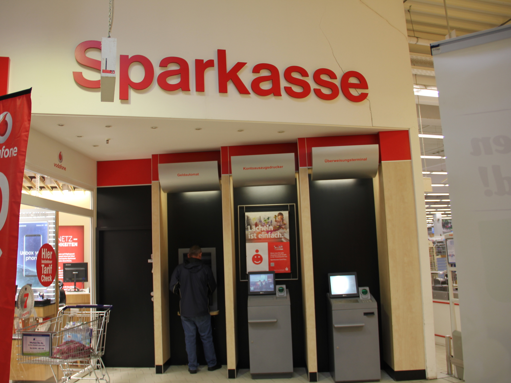 Sparkasse SB-Center Real-Markt