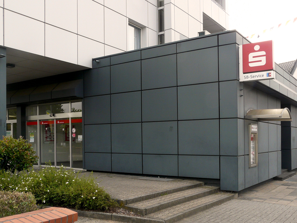 Sparkasse SB-Center Willich-Bahnstr