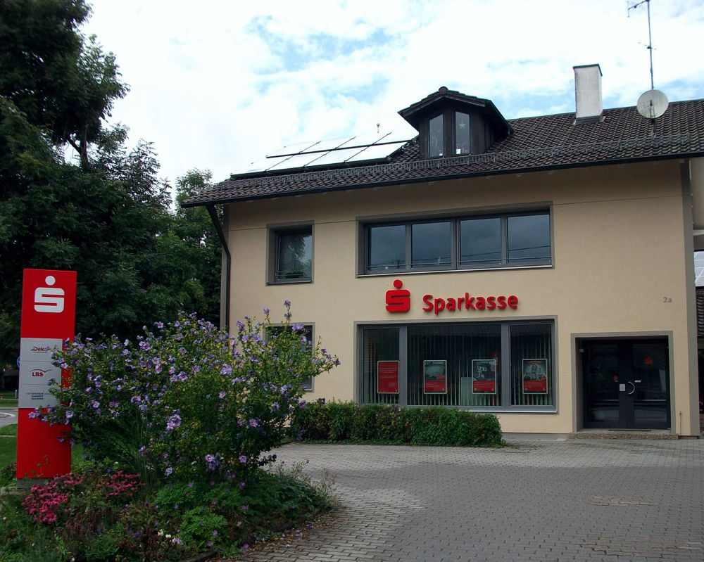 Sparkasse Filiale Albaching
