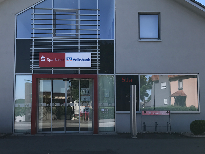 Sparkasse SB-Center Winzeln