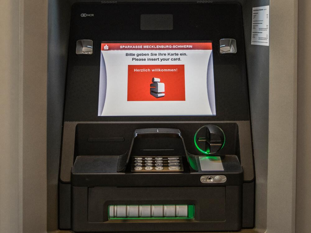 Sparkasse Mecklenburg-Schwerin Geldautomat Boizenburg
