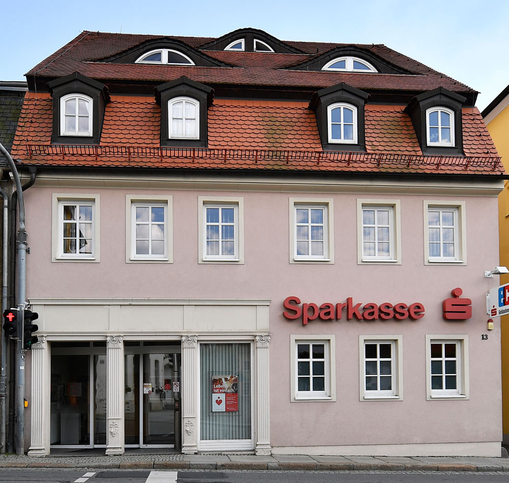Sparkasse Filiale Pulsnitz