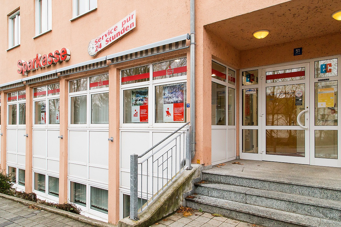 Sparkasse Filiale Bad Abbach