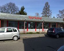 Sparkasse SB-Center Germersheimer Straße