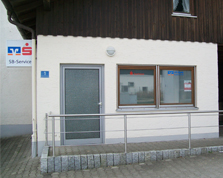 Sparkasse Rottal-Inn SB-Center Dietersburg