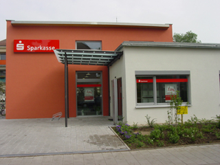 Sparkasse Filiale Forchheim - Nord