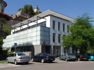 Sparkasse SB-Center Burkardertor