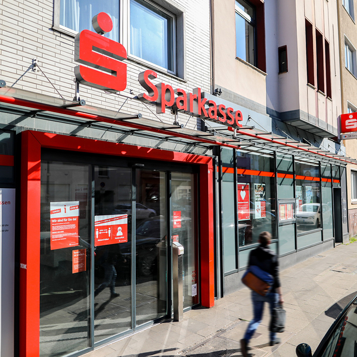 Sparkasse SB-Center Witteringstraße