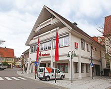 Sparkasse Filiale Altensteig