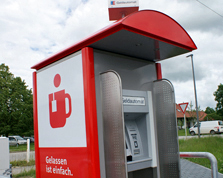 Cash-Point Kirchdorf