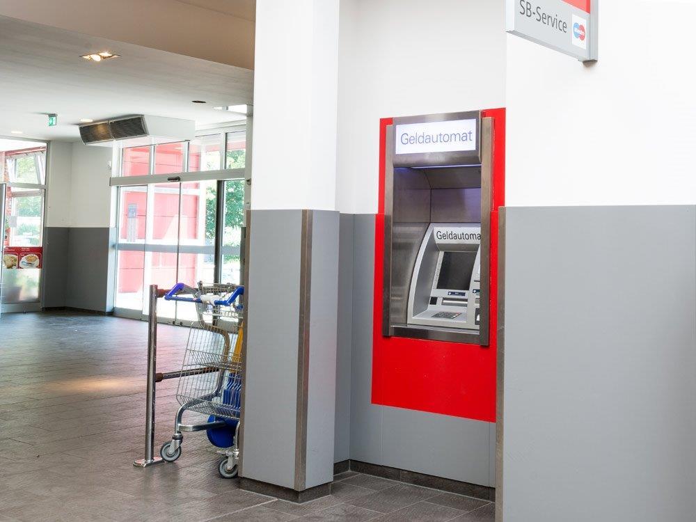 Geldautomat - Dresden Tolkewitz