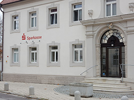 Sparkasse Geschäftsstelle Oberdischingen