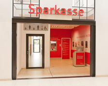 Sparkasse SB-Center Postcarré