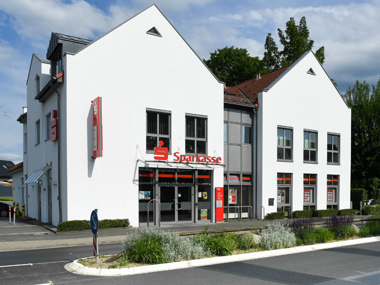Sparkasse SB-Center Jöllenbeck