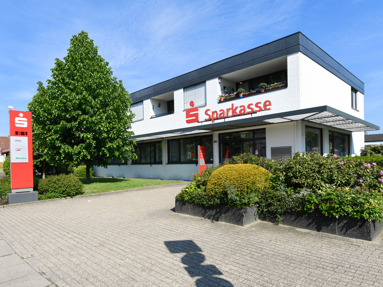 Sparkasse Bielefeld - SB-Center Oldentrup