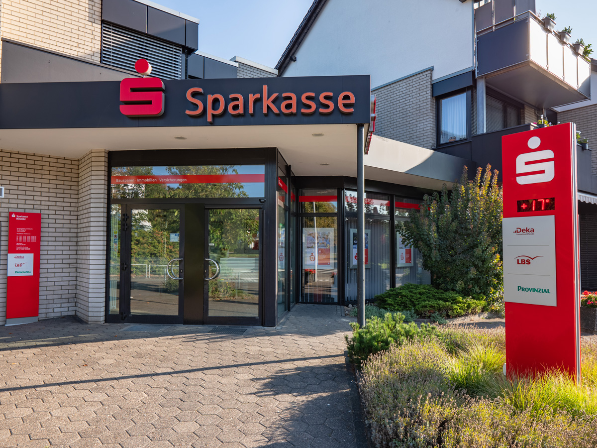 Sparkasse SB-Center An der Reegt