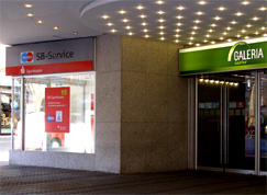 Sparkasse SB-Center An der Mauthalle