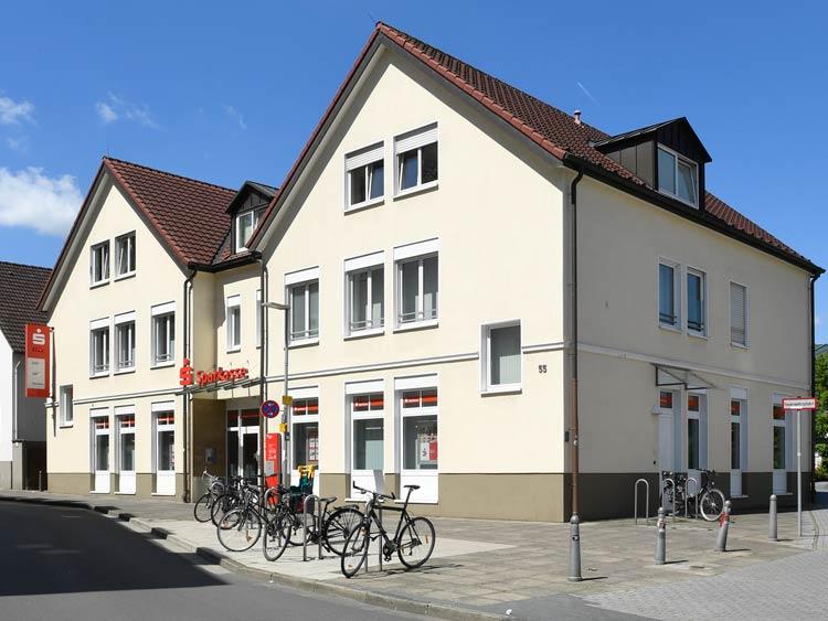 Sparkasse Bielefeld - SB-Center Siegfriedplatz