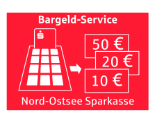 Nord-Ostsee Sparkasse  com.sfp.sparkasse.core.services.filialfinder.xml.FiFiObjectType@36a1f6f2 St. Peter-Ording sky-Verbrauchermarkt
