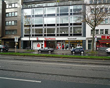 Sparkasse SB-Center Grafenberger Allee