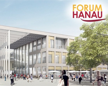 Sparkasse SB-Center Forum Hanau