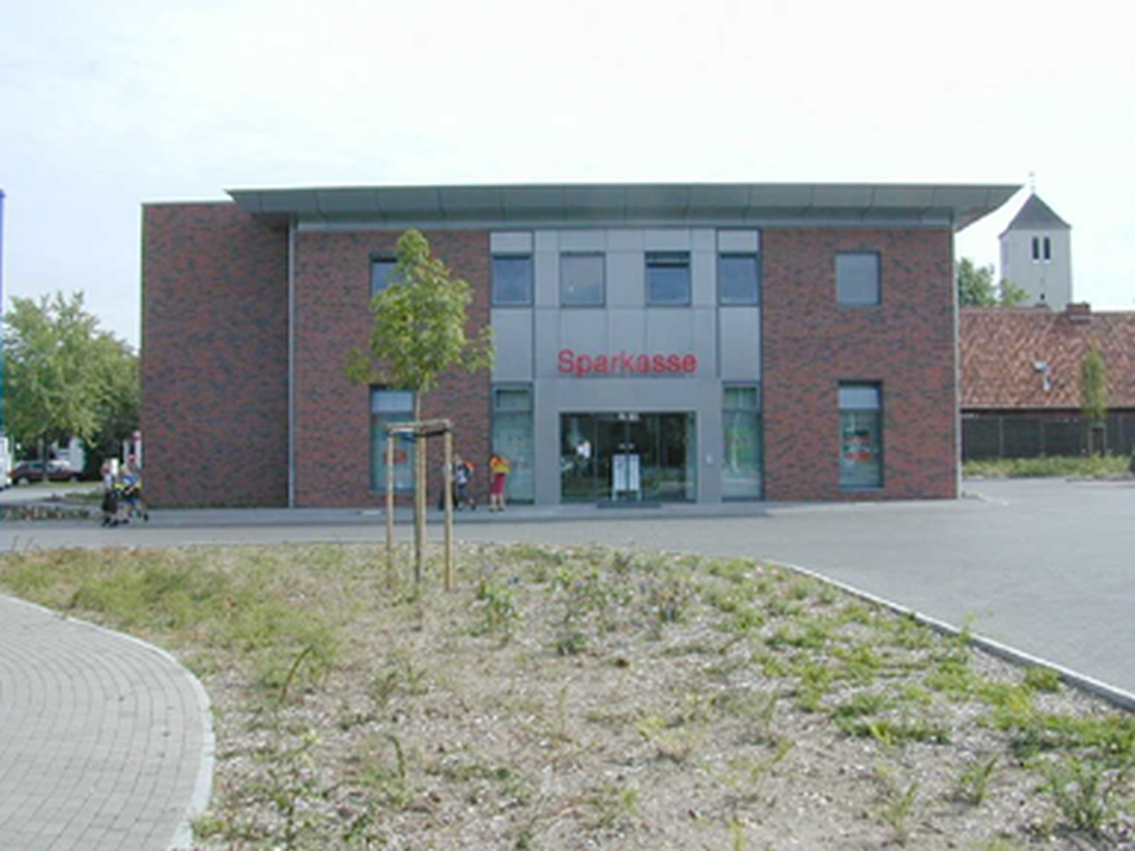 Sparkasse Beratungs-Center Coesfeld, West