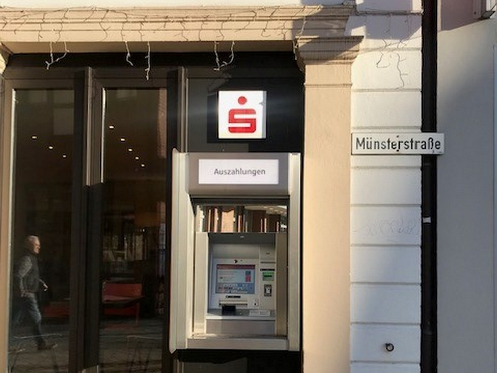 Sparkasse SB-Center Lüdinghausen Markt
