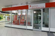 Sparkasse Filiale Vogelstang Center