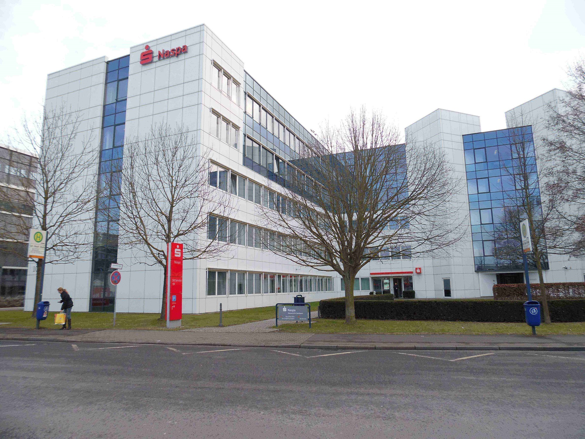 Sparkasse SB-Center Wiesbaden, Carl-Bosch-Str.