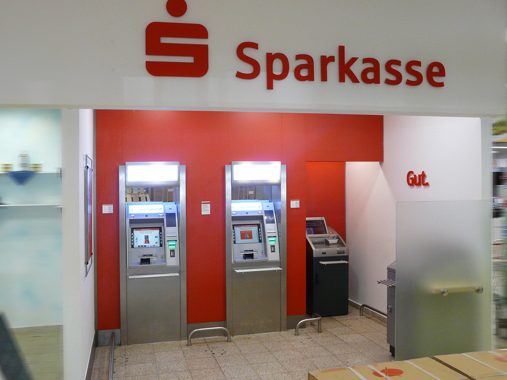 Sparkasse SB-Center S-Shop