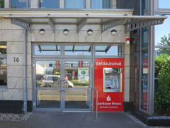 Sparkasse Neuss SB Center Dormagen Top-West