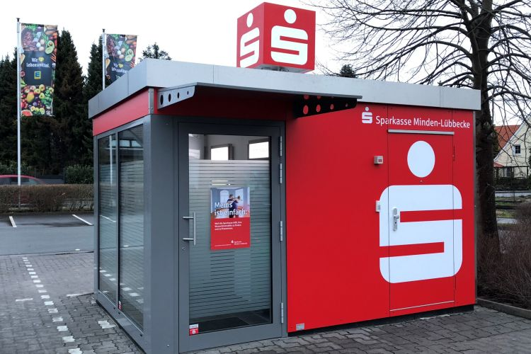 Sparkasse SB-Center Bad Holzhausen