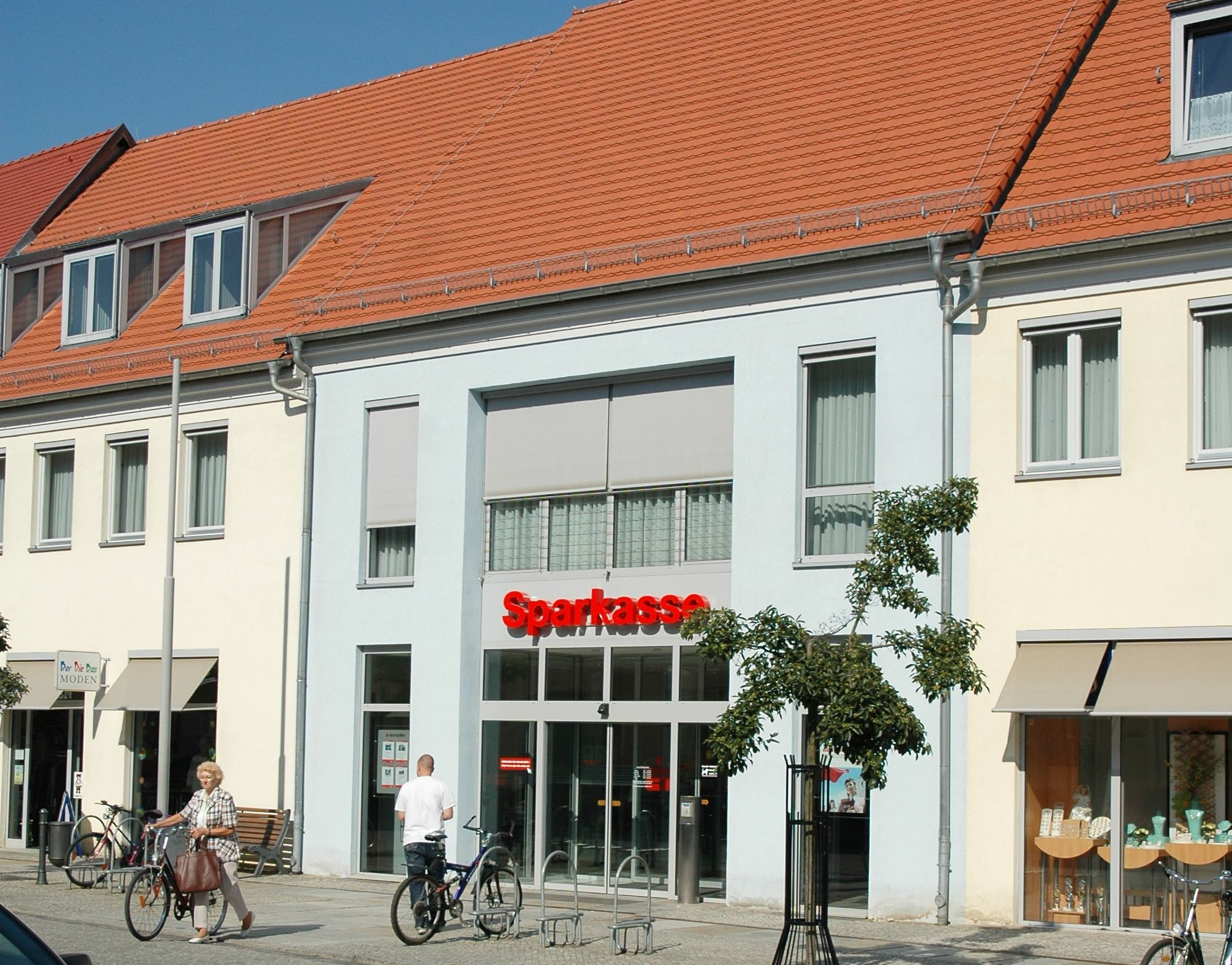 Sparkasse Versicherungs Center Herzberg