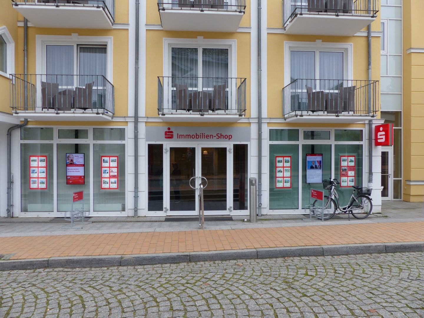Sparkasse ImmobilienCenter Bansin-Immobilien-Shop