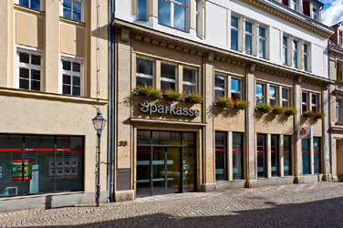 Sparkasse Immobiliencenter Zeitz