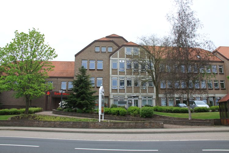 Sparkasse SB-Center Nettelstedt